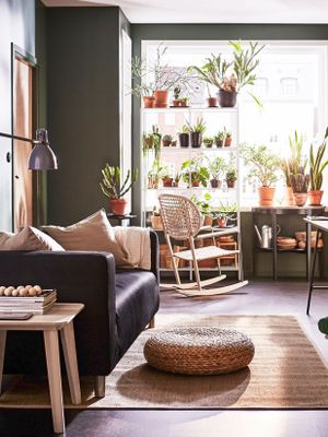 An IKEA Expert Says Styling Your Home Like This Is Basically a Digital Detox