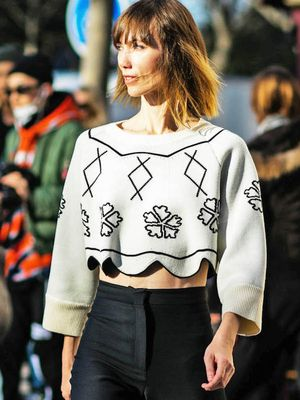 Update Your Sweater Collection With These Cropped Styles