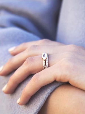 The Prettiest Wedding Rings for Your Big Day