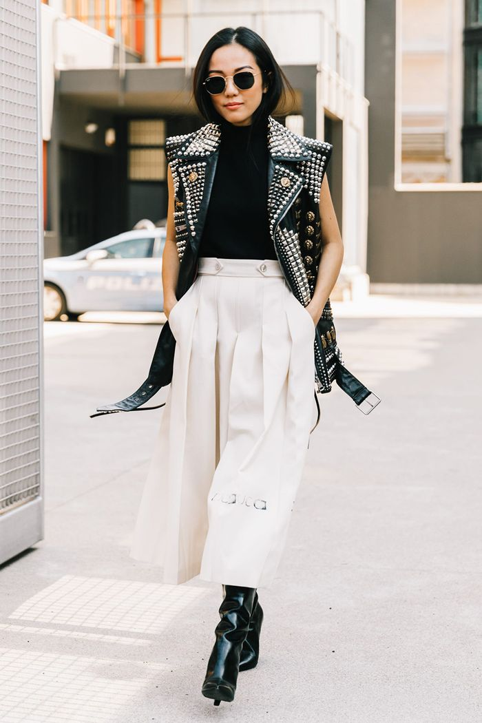 Wear Cropped Trousers With Ankle Boots