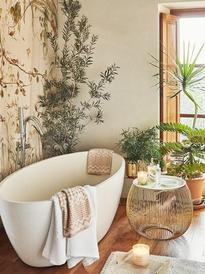 Seriously: Zara Home's Ethereal 2018 Collection Will Transport You to Spring