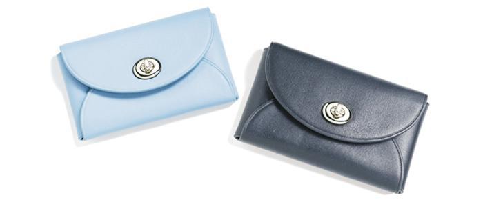 Coach card wallet:
