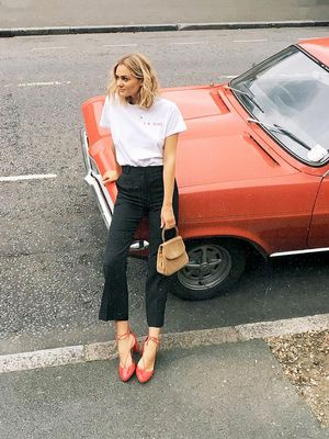 French Girls on What to Wear for a Road Trip