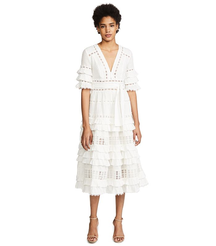 Shop Our Favorite City Hall Wedding Dresses   Who What Wear