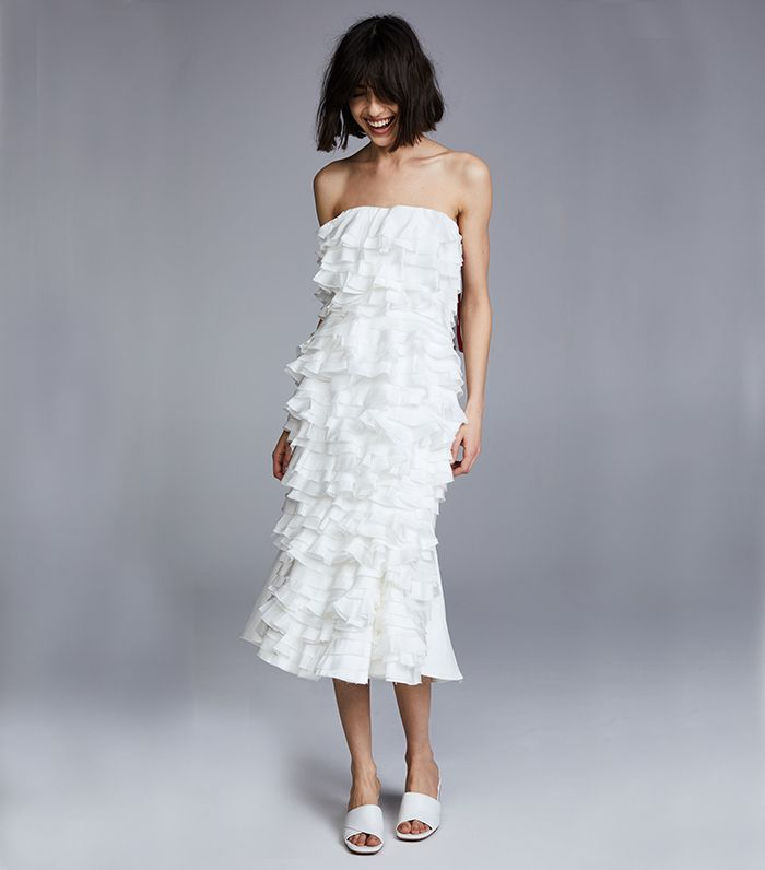Shop Our Favorite City Hall Wedding Dresses | Who What Wear
