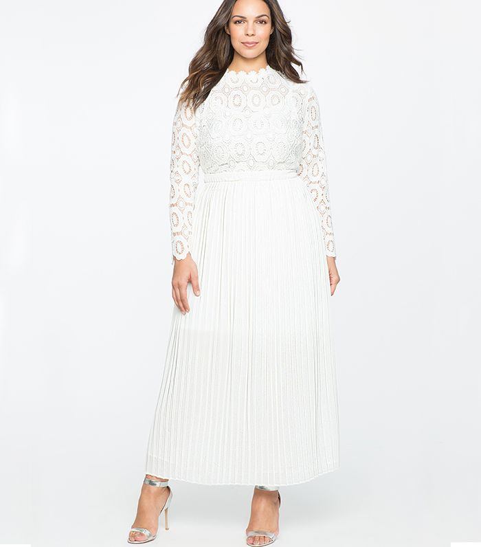 The Cutest Low-Key Dresses for a City Hall Wedding | Who What Wear