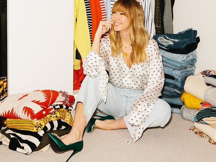 The Best Wardrobes in Britain: Lisa Aiken