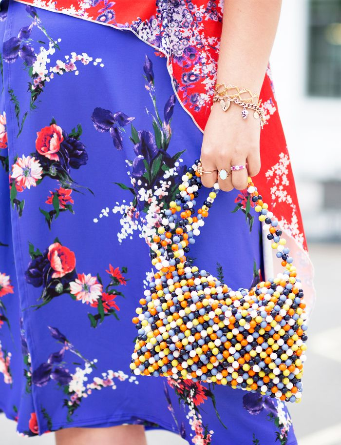 Best beaded bags: ASOS