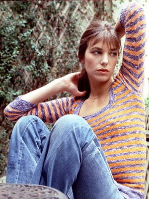 """Jane Birkin Says There's """"Nothing More Beautiful"""" Than This Outfit"""