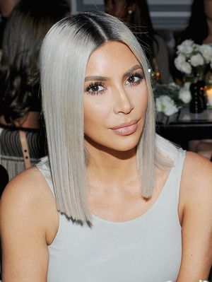 "Kim Kardashian West's Favorite Serum for ""Slowing Down the Aging Process"" Is $10"