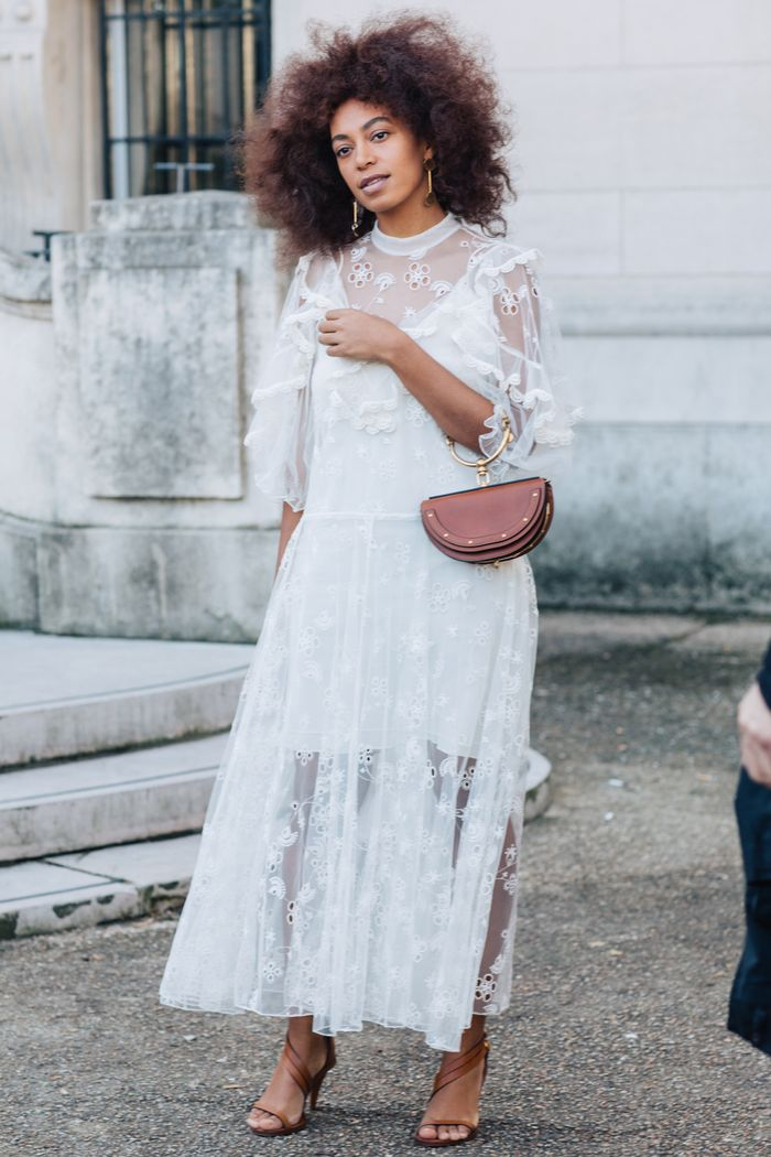 The Best All-White Party Outfits | Who What Wear