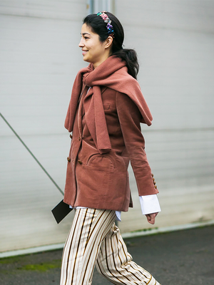 The Styling Trick to Making Cardigans Look 10 Times Cooler