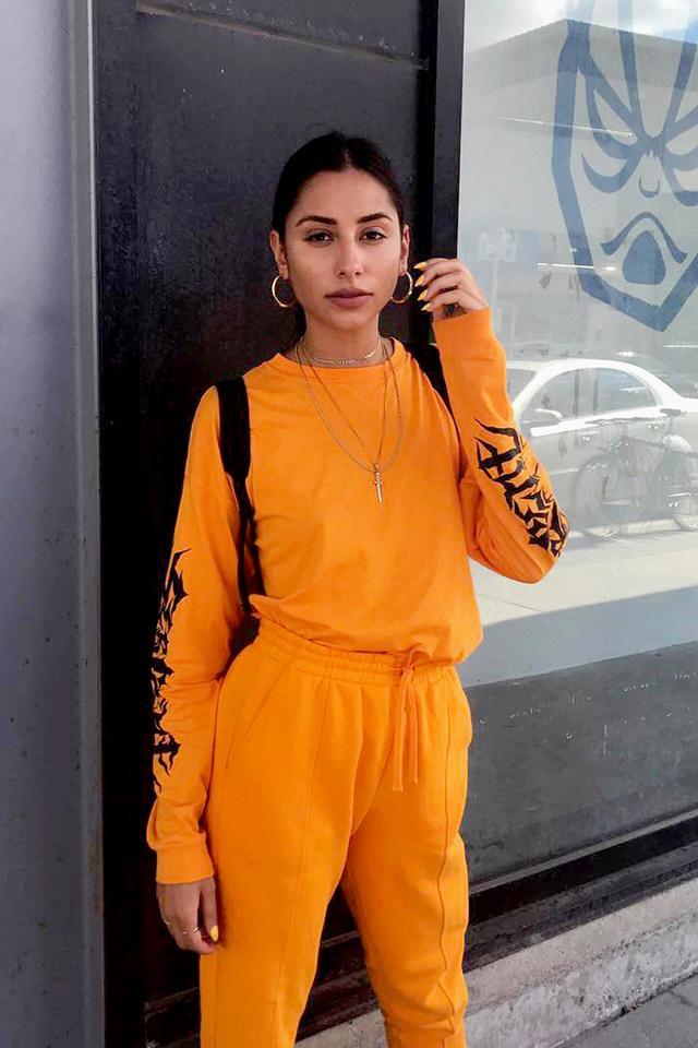 Highlighter Orange