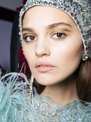 We'll Never Get Bored of Looking at These Paris Haute Couture Beauty Looks
