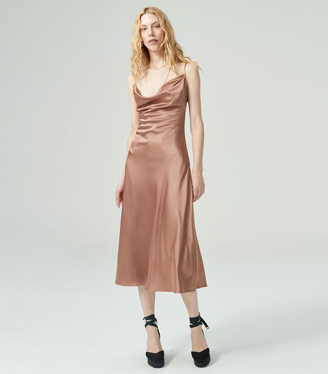 Hansel & Gretel Milena Silk Dress