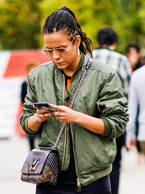 9 Oversize Bomber Jackets We're Adding to Our Closets This Winter