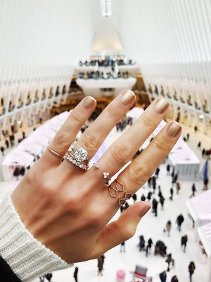 The Surprising History of Diamond Engagement Rings