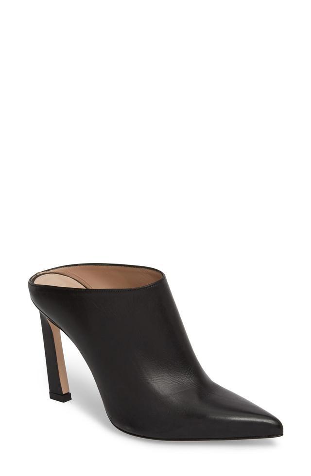 Camila Angle Heel Mule