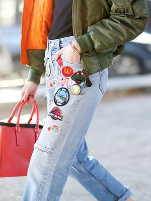 10 Cool Ways to Style Your Denim, According to Who What Wear Readers