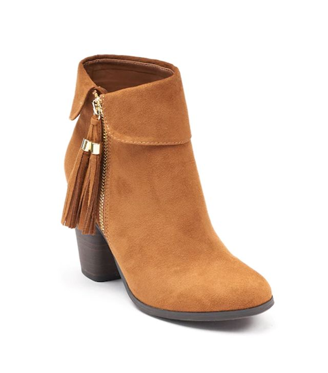 LC Lauren Conrad Sweetpea Ankle Boots