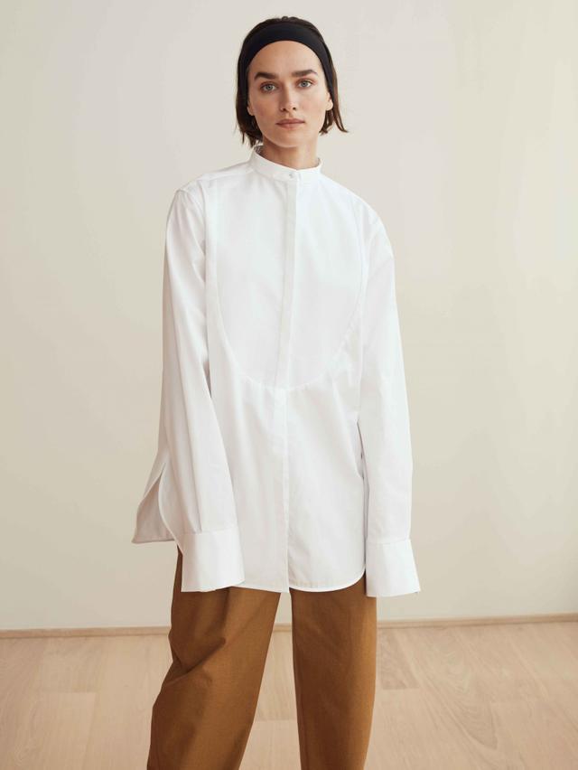Totême Palencia Shirt in White