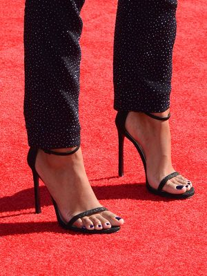 The Naked Shoes Everyone Wears on the Red Carpet Just Got a Chic Update