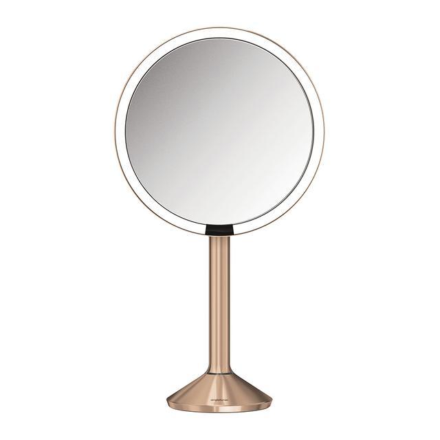 Bathroom Mirror Gold
