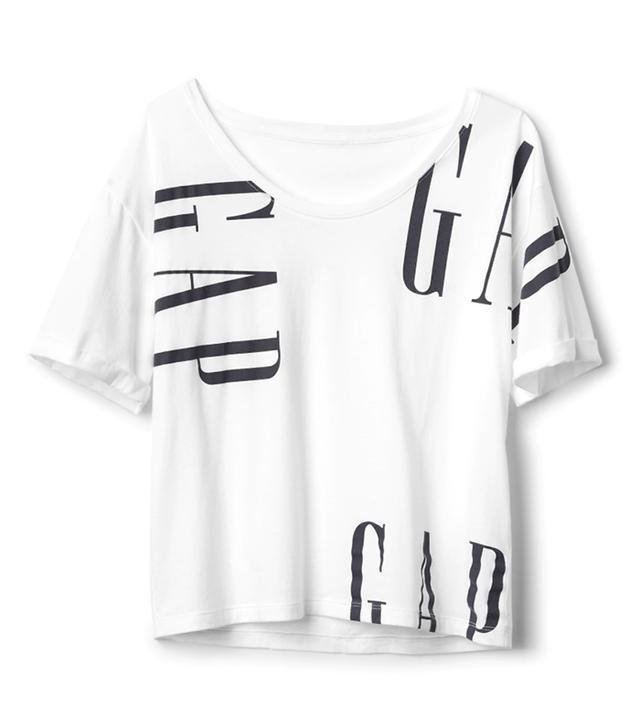 Gap Logo Remix Short Sleeve T-Shirt