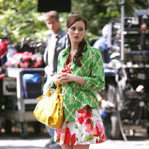 Leighton Meester in Gossip Girl
