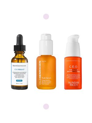The Antioxidant Serums We Trust for Bright, Even Skin