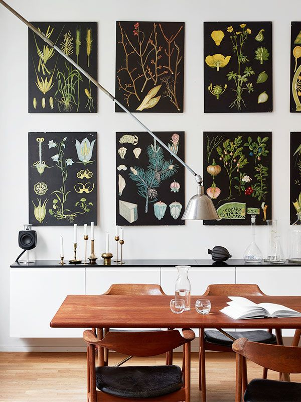 16 large wall art ideas to fill up those blank spaces - Large wall art ideas ...