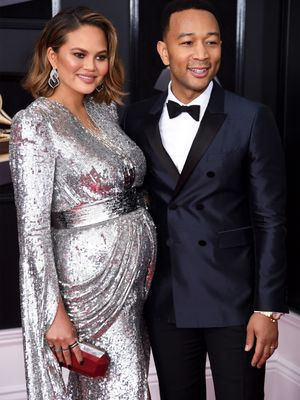 We Finally Know the Sex of Chrissy Teigen and John Legend's Second Child