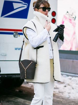 White Pieces to Wear This Winter