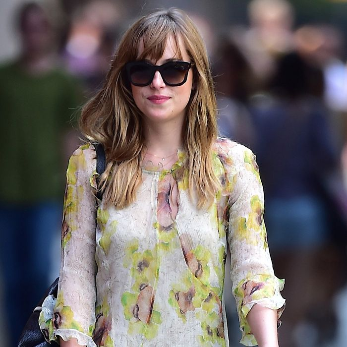 Dakota Johnson Just Confirmed the Next Label That Will Take All of Our Money