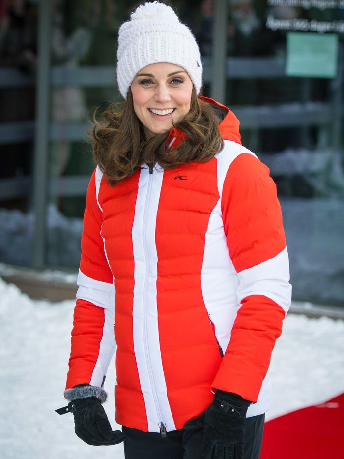 Snowy sweden dress styles