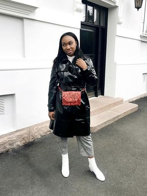 Would You Wear This Daring Bag Trend?
