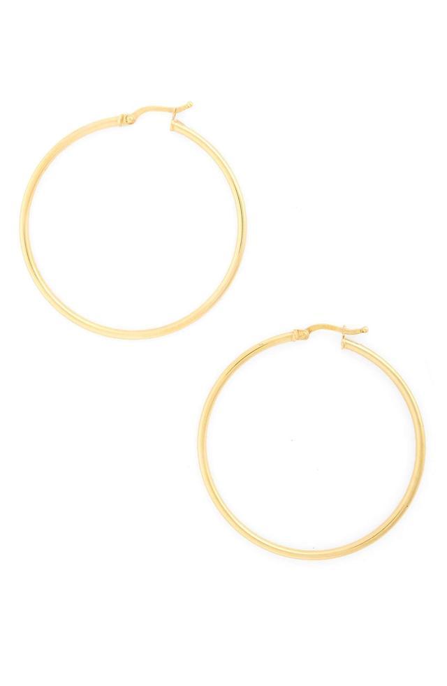 14K Gold Hoop Earrings (Nordstrom Exclusive)