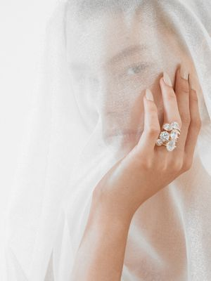 These Jaw-Dropping Engagement Rings Are Made by a Sydney-Based Designer