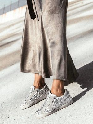 These Sneakers Instantly Make an Outfit Cool