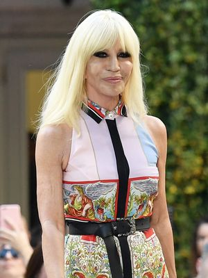The One Trend Donatella Versace Hopes Never, Ever Returns