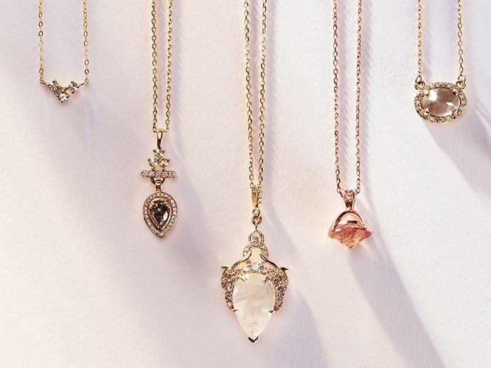 anna sheffield necklaces