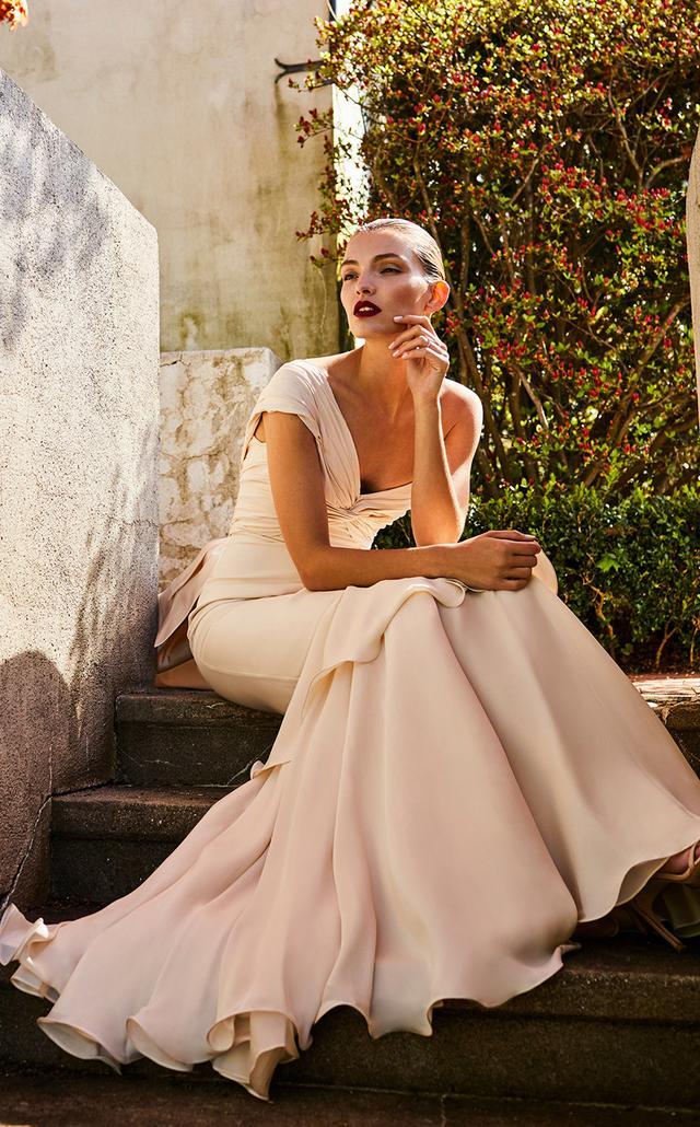 Johanna Ortiz Antes Del Amanecer Dress