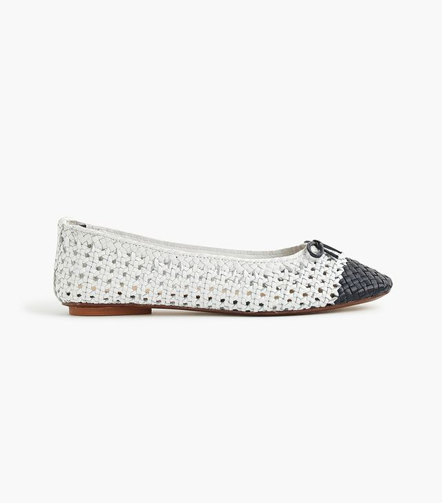 Dragon Diffusion™ for J.Crew woven ballet flats