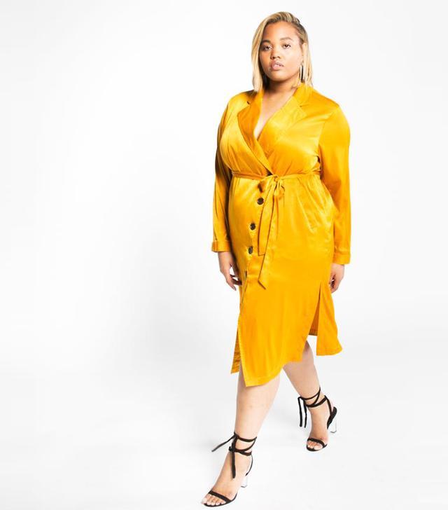 Premme Sol Satin Dress