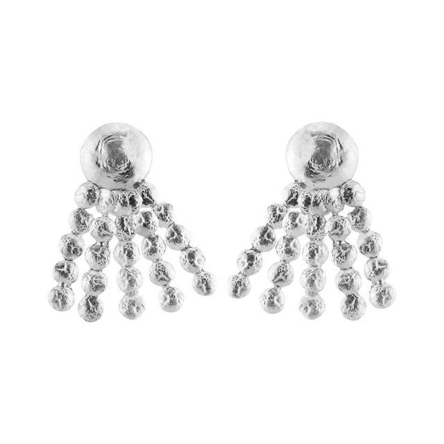 Kathleen Kedwell No. 11 Silver Earrings