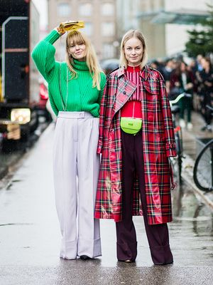 20 Chic Outfit Ideas From Copenhagen's Coolest Street Style Girls