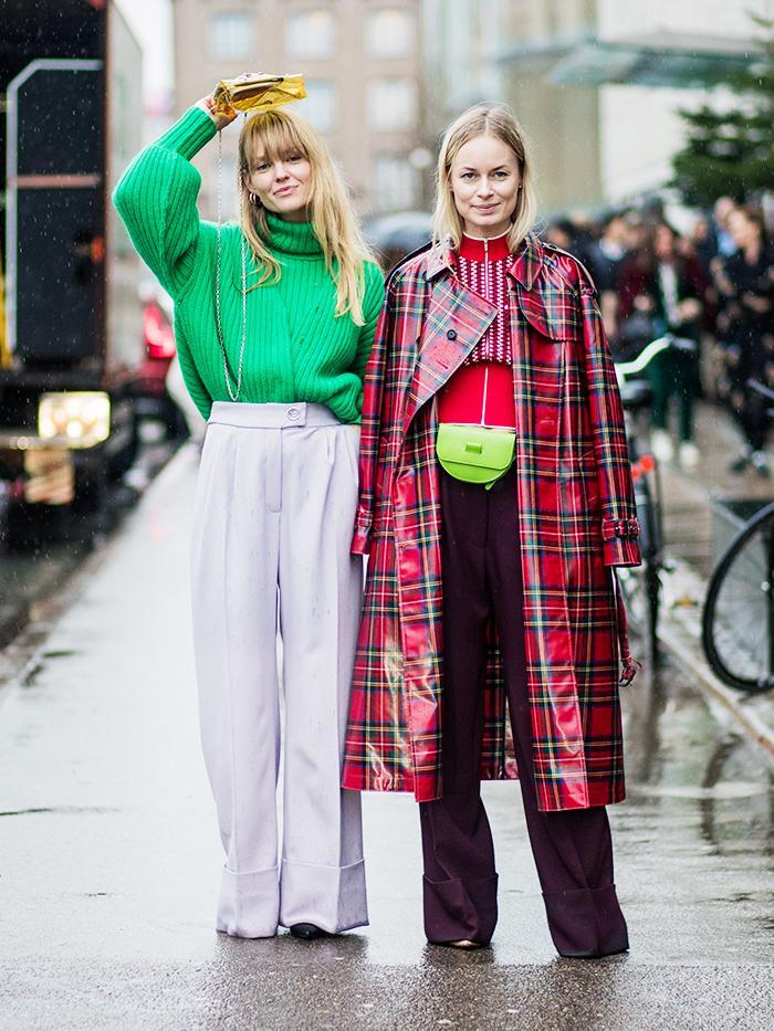 Street new trendy style looks for summer