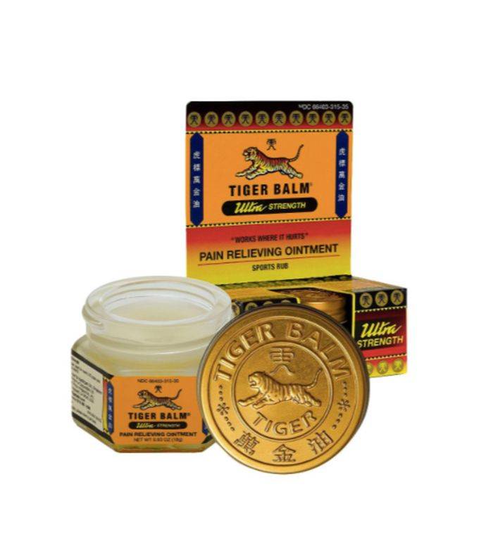 Ultra Strength Ointment by Tiger Balm