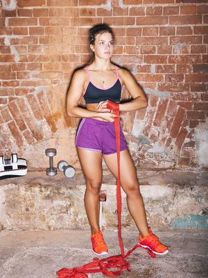 Instagram's Fittest Duo Shares How to Build a Home Gym