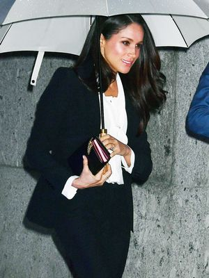 Meghan Markle Just Wore the Power Outfit Every Working Girl Needs